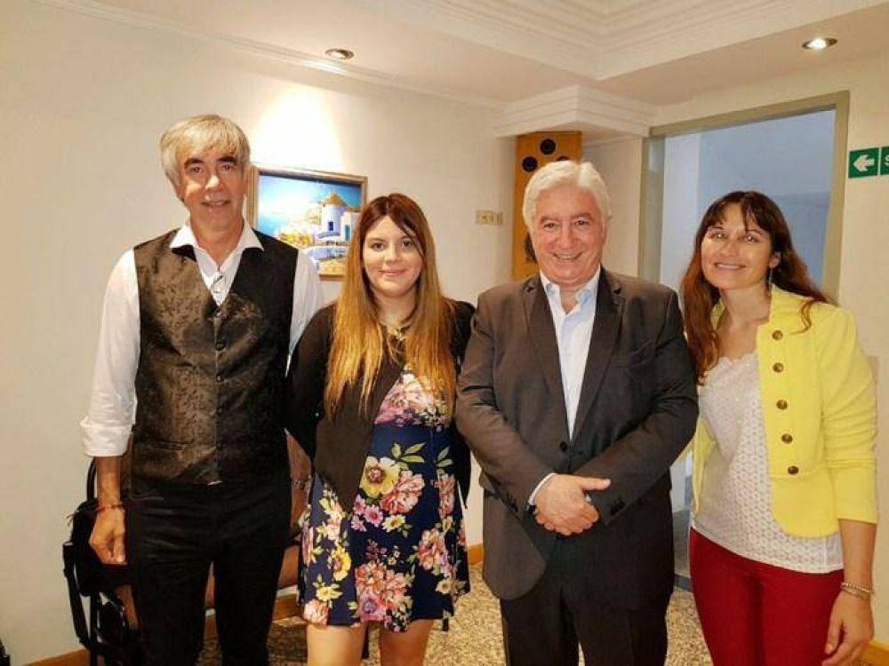 Petroleros Jerárquicos: González participó de un nuevo encuentro de la Comisión de Equidad de Género