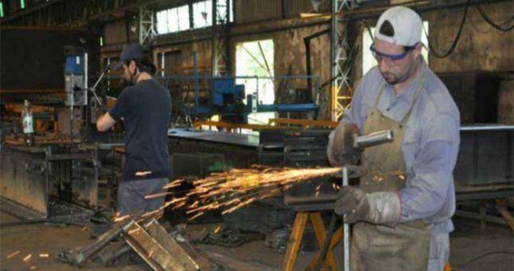 La UOM señala que hay 5 mil empleos en riesgo en las industrias de Rosario