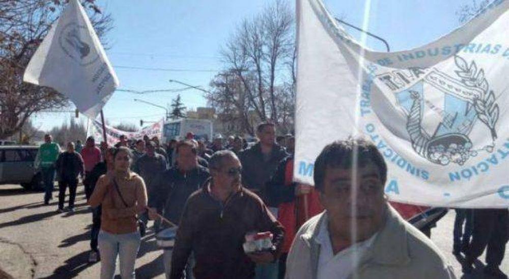 Preocupación por posibles despidos en la conservera Alco-Canale
