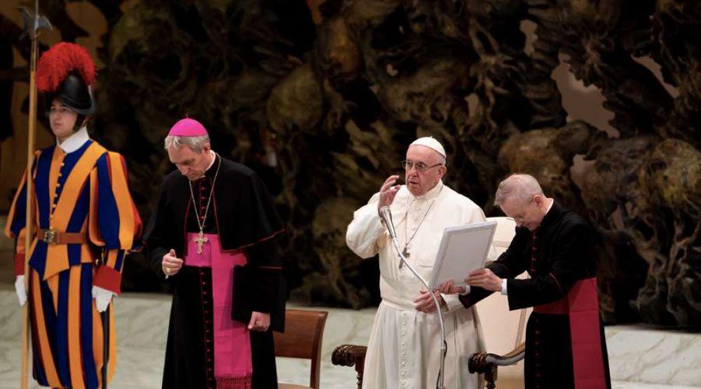 Primera Audiencia General de 2019: Papa Francisco propone vivir las Bienaventuranzas