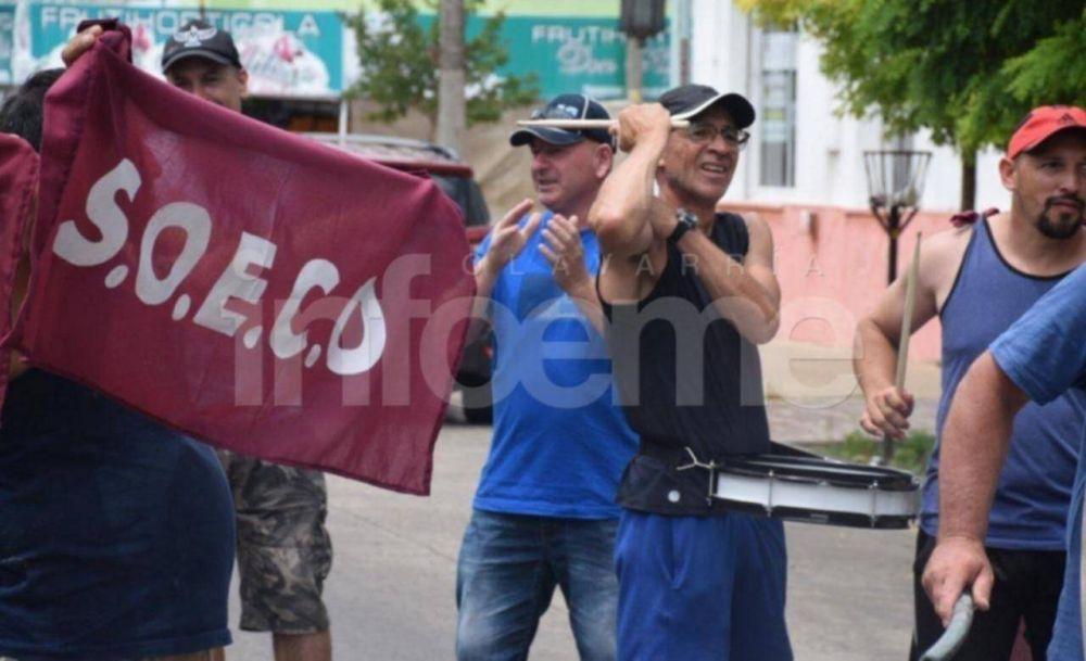 Conflicto Cerro Negro: ceramistas realizarán una asamblea