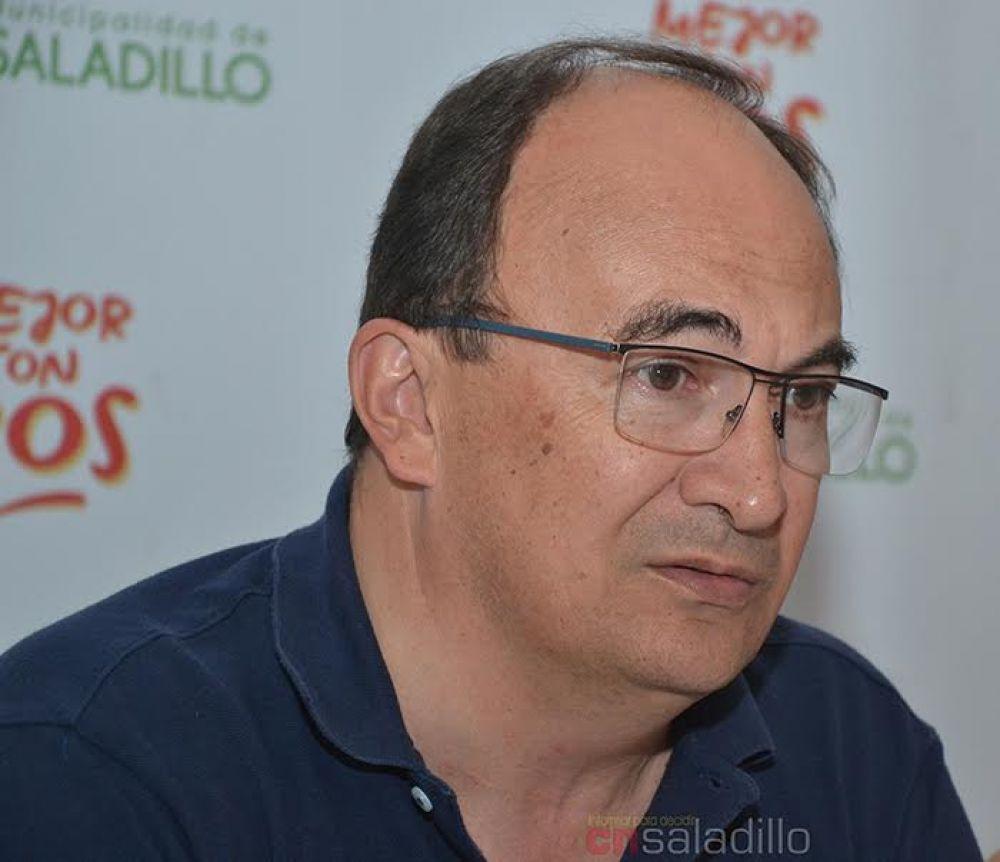 José Luis Salomón: ¨Ojalá que el 2019 sea más benévolo¨
