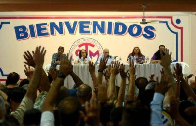 Municipales rechazaron la nueva propuesta de Arroyo y continúa la retención de tareas