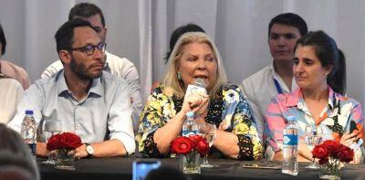 Elisa Carrió arrancó 2019 con menos amigos en el poder y una advertencia para Mauricio Macri