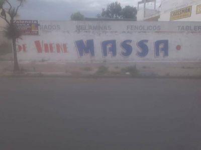 Se viene Massa: ¿Con Pulti o con Ciano? O ¿viene de la mano del Papa?