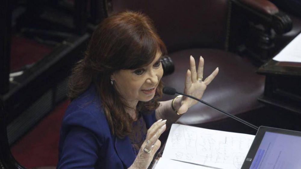 Proponen a Cristina que sea candidata a gobernadora si Vidal desdobla