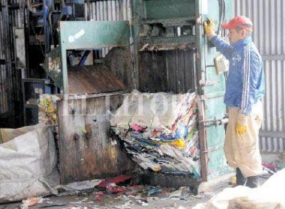 Relleno sanitario: creció más de un 35% la tasa de reciclaje de residuos