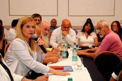 Obras, recursos e inversión: los tres puntos que encabezan la lista de reclamos de Magario a Vidal
