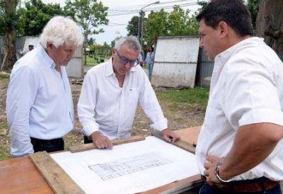 """Julio Zamora: """"El 2019 va a ser un año de importante inversión en salud para Tigre"""""""