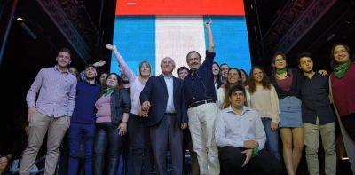 Miguel Lifschitz y Margarita Stolbizer sólo ven posible un frente con Alternativa Federal