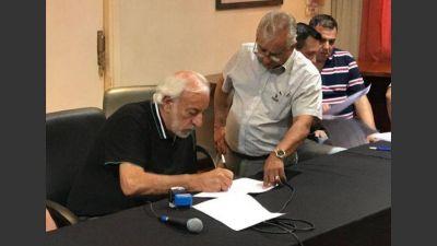 Fernández asumió un nuevo mandato en la UTA