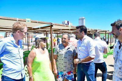 Necochea es el tercer punto de la costa atlántica que cuenta con una playa pública y gratuita