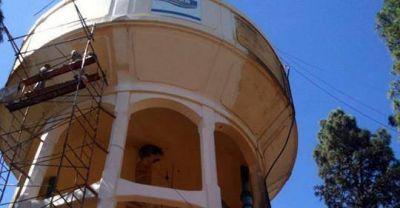 Reconquista sin agua por una falla en el acueducto