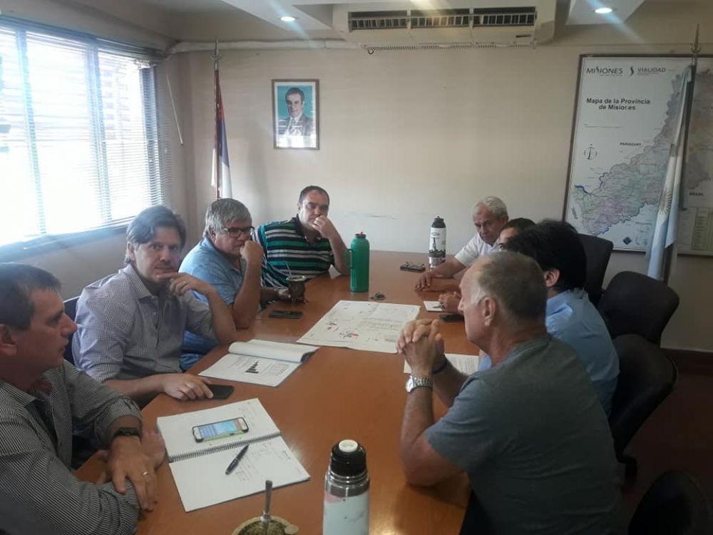 """Un """"by pass"""" sería la solución para el acueducto que provee de agua la zona sur de Posadas y Garupá"""