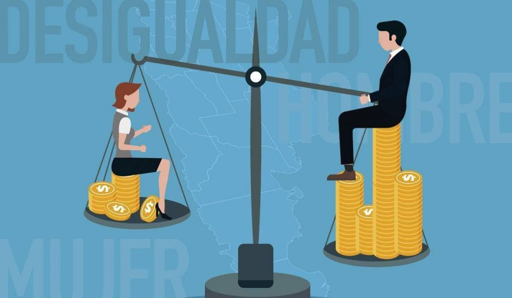 En Argentina, la mujer tiene un salario 26% más bajo que el hombre