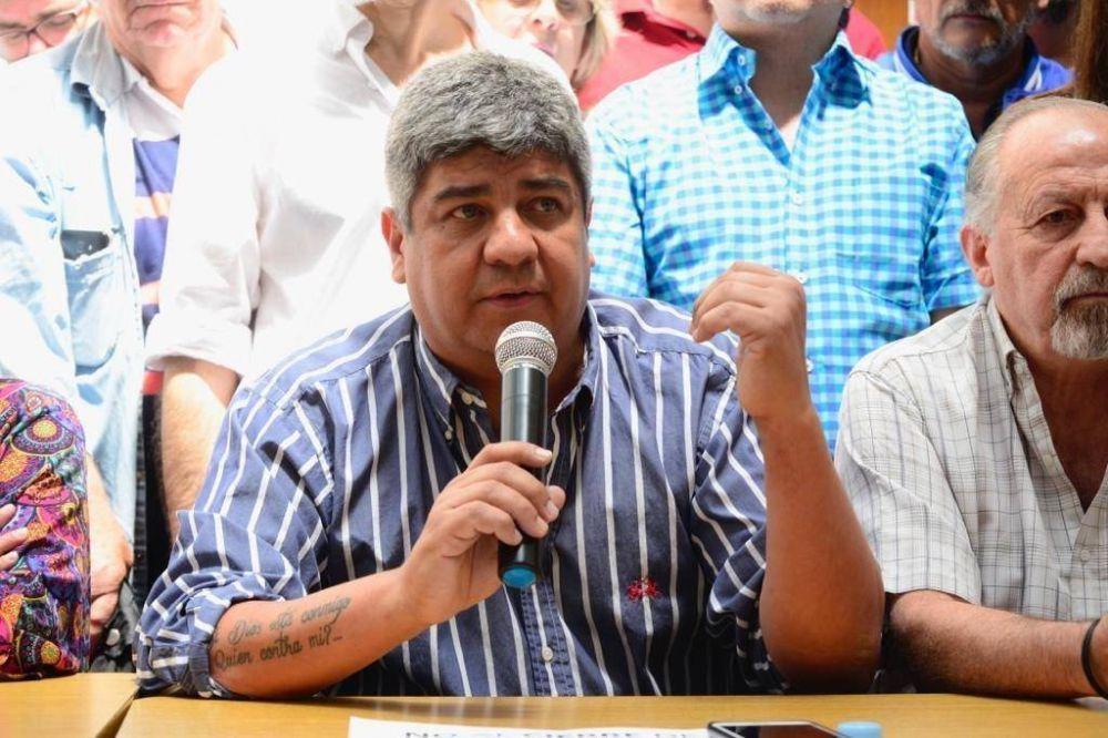 """Pablo Moyano: """"Se va a hacer todo lo necesario para defender los convenios colectivos"""""""