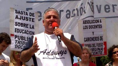 Docentes porteños: la ministra Acuña los convocó por el cierre de escuelas nocturnas