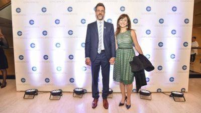 Grindetti le dio un millón de pesos a la empresa de Kravetz y su esposa, la ministra de Educación