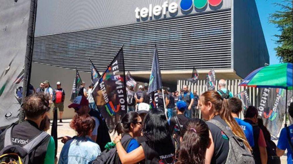 """Despidos masivos en Telefe: """"Estamos en estado de asamblea permanente"""", afirman desde SATSAID"""