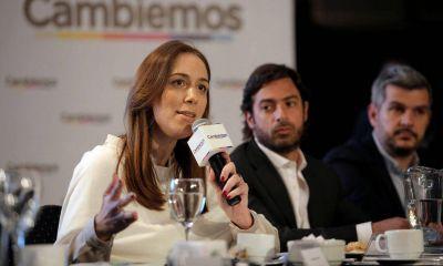 Con el objetivo reelección y la amenaza de Vidal, se junta la mesa chica de PRO