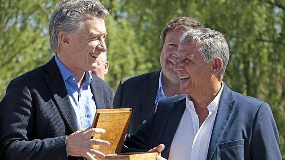 Mauricio Macri confirmó que Cambiemos tendrá candidato propio en Neuquén, la primera elección de 2019