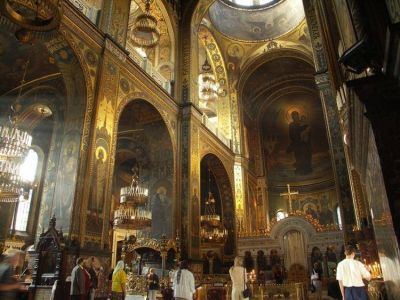 La Iglesia ortodoxa de Ucrania se separó formalmente de la de Rusia