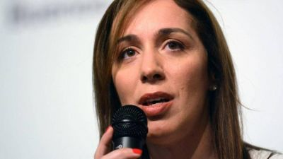 Maria Eugenia Vidal busca una vía de escape