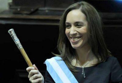 Para el kirchnerismo, Vidal quiere ser candidata a Gobernadora y Presidenta
