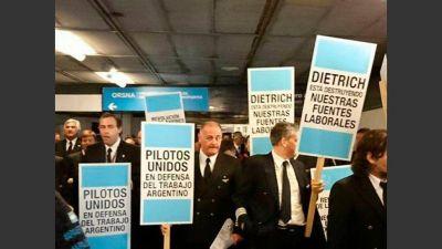 Pilotos avizoran un 2019 con turbulencia sostenida y destrucción de empleo