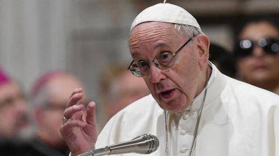 El Papa llamó a imitar la