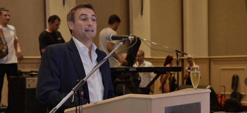 """Mestre: """"20 años de Unión Por Córdoba y todavía hay situaciones que no fueron resueltas"""