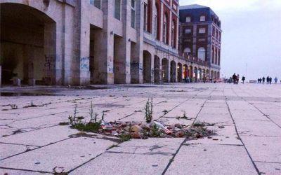Desde el Municipio aseguran que la limpieza de la Rambla le corresponde a la Provincia