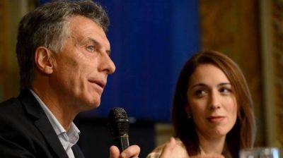 Elecciones 2019: la intensa presión de Vidal sobre Macri