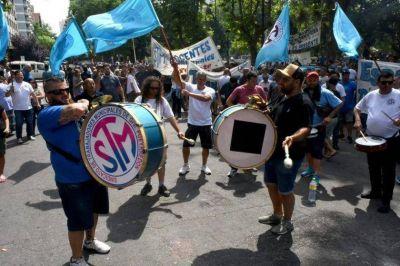 Una huelga municipal paraliza a Mar del Plata en plena temporada