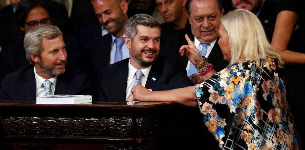 Macri tacha la doble, la gran Angeloz y el cristinismo mapuche