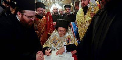 Se firmó el mayor cisma en el cristianismo en mil años