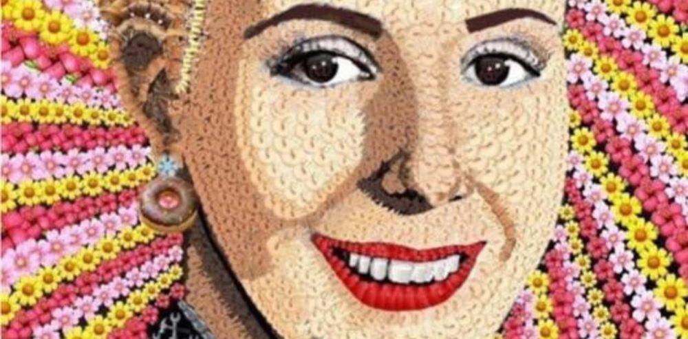"""El PJ bonaerense en modo campaña: carteles ruteros y Evita con """"emojis"""""""