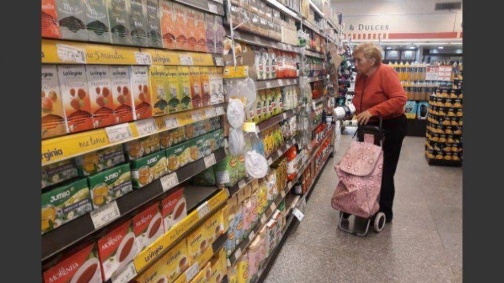 Alimentos subirán hasta un 15% y presionan sobre la inflación de enero