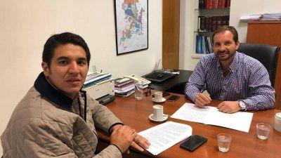Aguas del Norte construirá una nueva red de agua potable en Campo Quijano