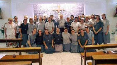 Esclavas del Corazón de Jesús crean el Centro de Espiritualidad en Argentina