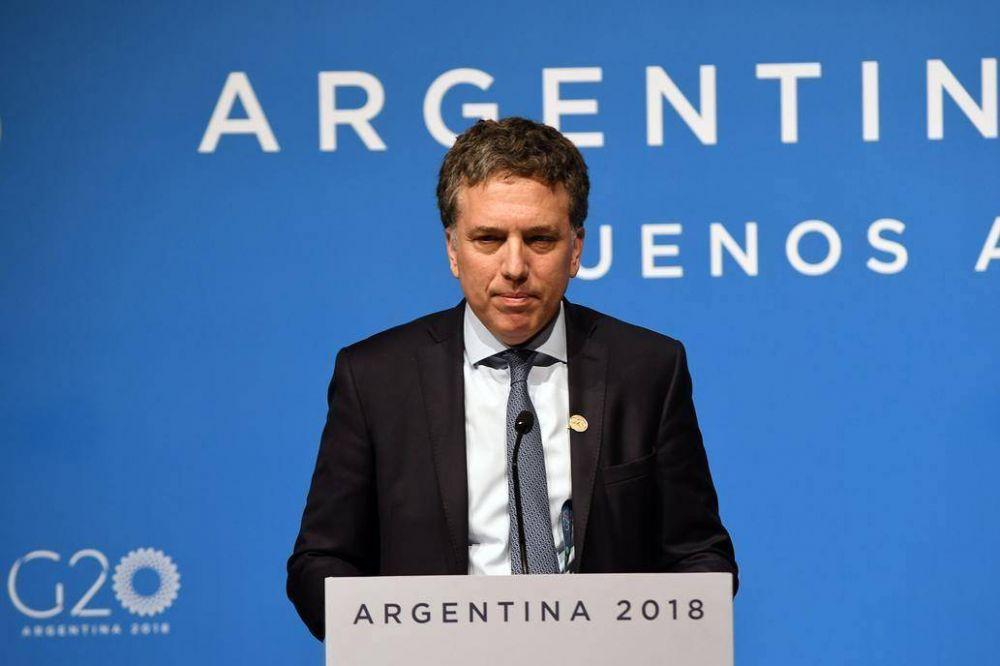 Para dar certidumbre, el Gobierno presentó el programa financiero de 2019 y 2020