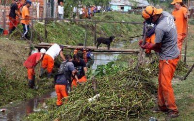 Un plan para evitar que no sigan las inundaciones