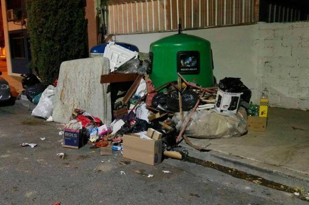 Las multas por tirar basura en la calle llegan a $20 mil