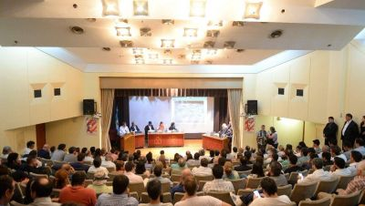 Realizan la audiencia pública para ratificar el aumento del 38% de tarifas de agua