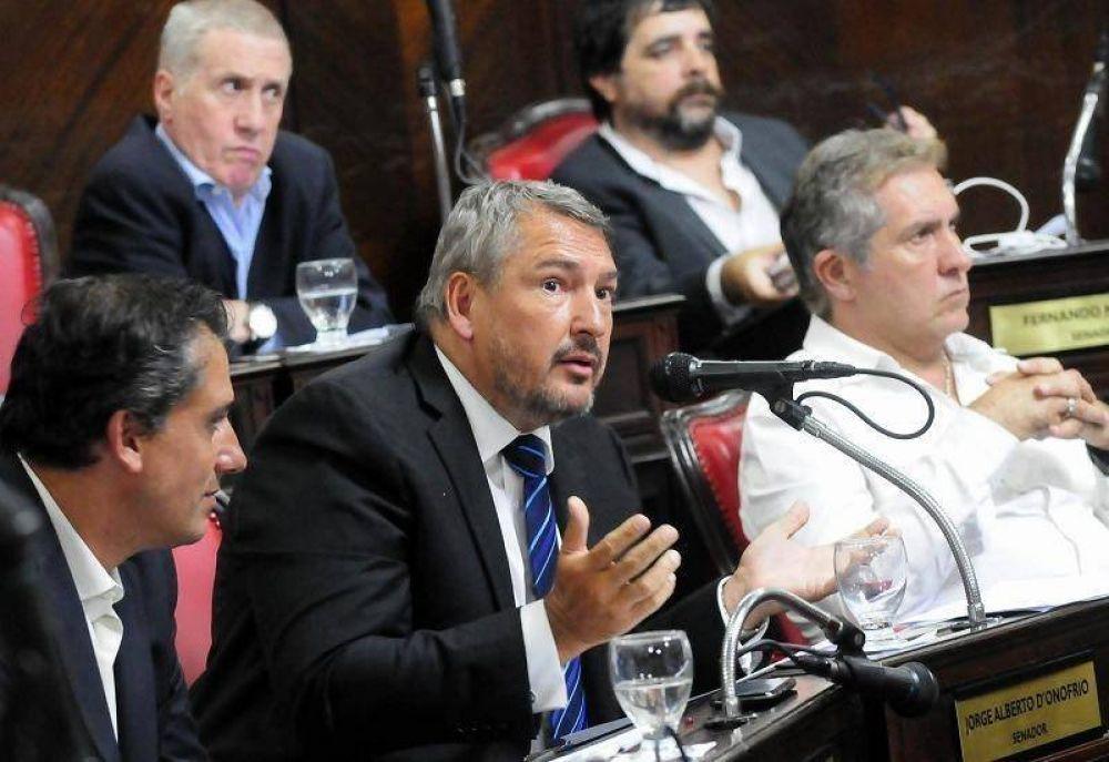 El candidato de Massa en la Provincia llamó a debatir políticas de Estado para