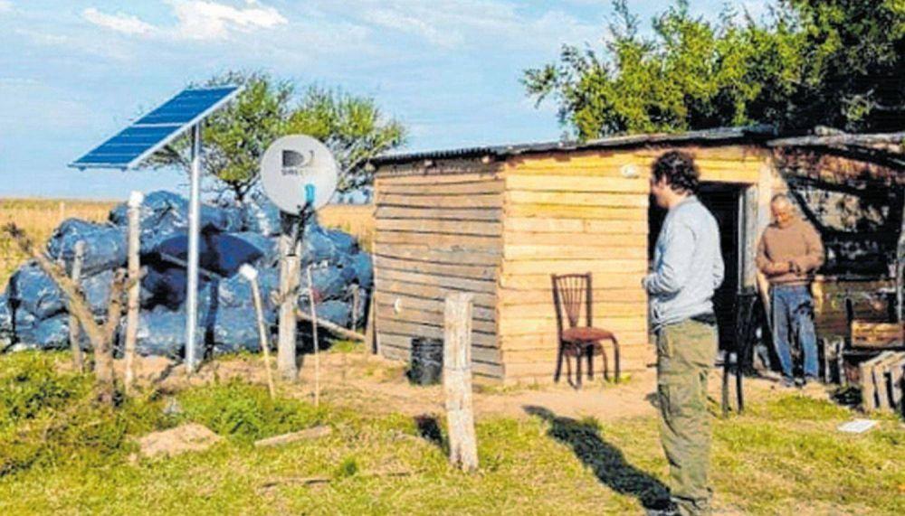 Instalarán paneles de energía solar en comunidades rurales