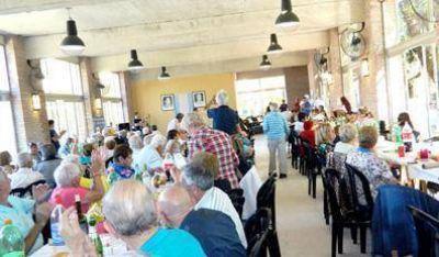 La FTTRA reinauguró con más comodidades el quincho del campo recreativo La Macarena