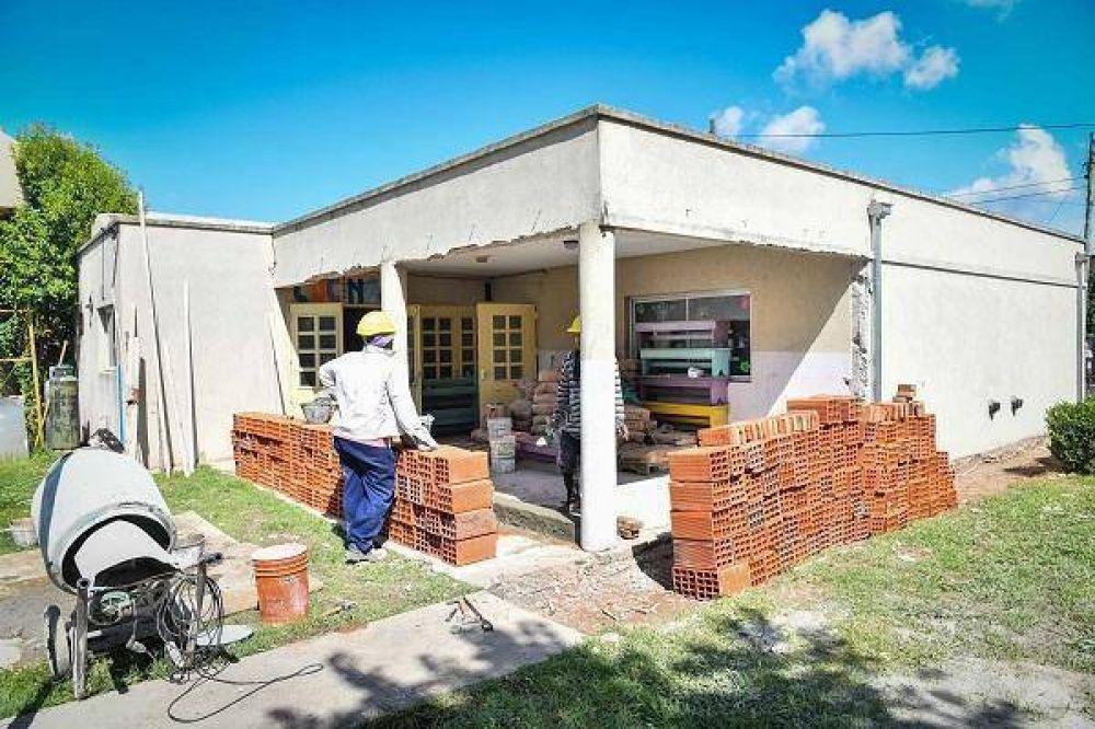 La Municipalidad de Escobar diseña un nuevo jardín de infantes en Ingeniero Maschwitz y amplía otro en Barrio Lambertuchi