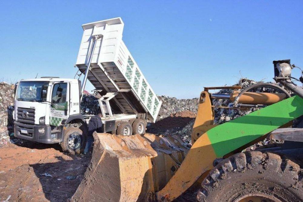 Los grandes generadores de residuos deberán contratar un servicio de recolección especial