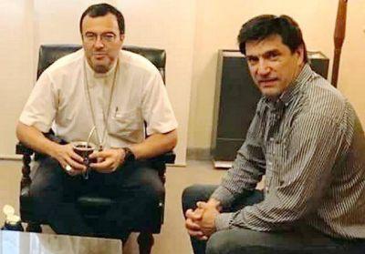 El concejal Mario Rodríguez destacó la actitud del Obispo Gabriel Mestre